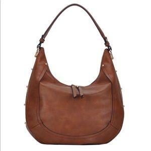 MMS Design Studio Zoey Hobo Handbag